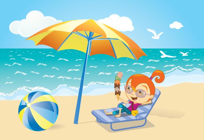 חידת קיץ יומית לילדים - מכתבים מג'ולי