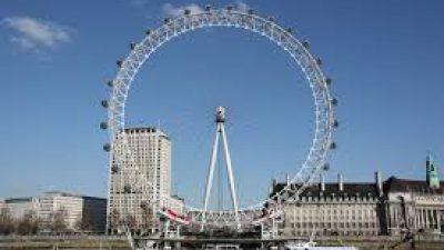 העיר עם ה'עין' הכי גדולה – לונדון